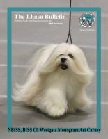 Lhasa Bulletin Winter 2015